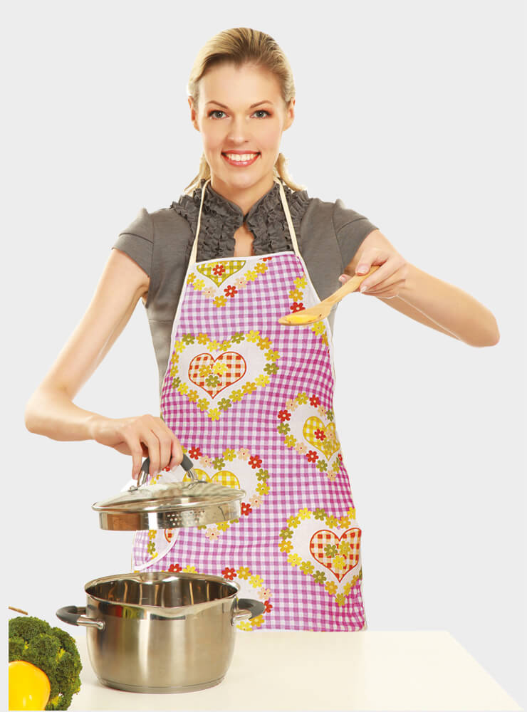 Kumas Mutfak Önlüğü